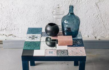Как декорировать старый стол своими руками