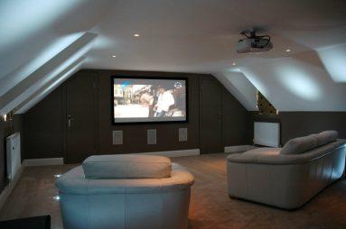 Идеи для домашнего кинотеатра