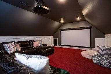 Дизайн кинотеатра