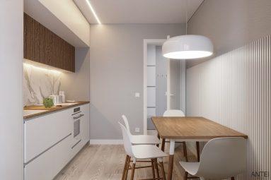 интерьер однокомнатной квартиры 40 кв м фото