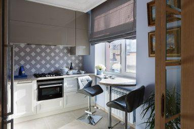 идеи дизайна однокомнатной квартиры 40 кв м