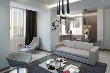 Лайфхаки для однокомнатной квартиры