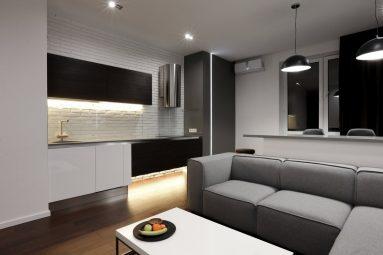 минимализм в интерьере 40 метровой квартиры