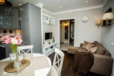 Дизайн маленькой комнаты в стиле прованс